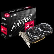 Grafička karta MSI Radeon RX 570 4GB GDDR5 256bit - RX 570 ARMOR 4G OC  AMD Radeon RX 570, 4GB, GDDR5, 256bit