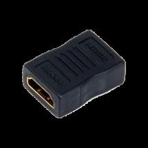 FAST ASIA HDMI adapter ž/ž (Crna),  HDMI 1.0-1.3 (FullHD), HDMI A - ženski, HDMI A - ženski, Adapter bez kabla