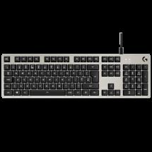 LOGITECH Mehanička gejmerska tastatura G413 Silver - 920-008476  Mehanički tasteri, Logitech Romer-G, 26