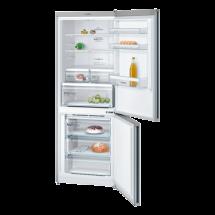 BOSCH Kombinovani frižider KGN46XL30  No Frost, 186 cm, 280 l, 105 l