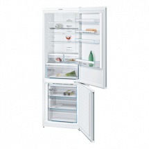 BOSCH Kombinovani frižider KGN49XW30  No Frost, 203 cm, 330 l, 105 l
