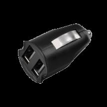 HAMA USB Punjač za auto (Crna) - 121961  Auto punjač, 5 V, 2.1 A, Crna