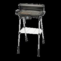 KUMTEL Električni roštilj KB-6000 TR CE  Crna, 2200 W