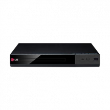 LG DVD Player DP132 sa USB-om (Crna)  DVD plejer