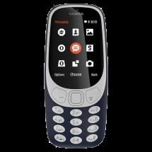 "NOKIA 3310 (Plava)  2.4"", 2.0 Mpix, 1200 mAh"