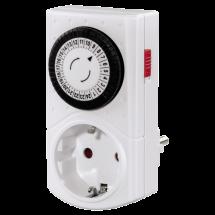 HAMA Mini mehanički dnevni tajmer (Beli) - 00121950