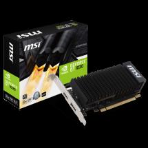 Grafička karta MSI nVidia GeForce GT 1030 2GB GDDR5 64bit - GT 1030 2GH LP OC  Nvidia GeForce GT 1030, 2GB, GDDR5, 64bit