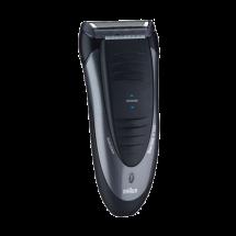 BRAUN Električni brijač 190S  Crna
