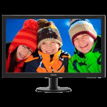"PHILIPS LED 21.5"" 223V5LHSB2/00 Full HD  21.5"", TN, 1920 x 1080 Full HD, 5ms"