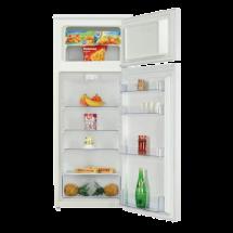 KONČAR Kombinovani frižider HL1A 54262BF  Samootapajući, 144 cm, 171 l, 40 l