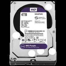 """WD 4TB SATA III, 64MB, 3.5"""", 5400rpm, Purple - WD40PURZ  Interni, 3.5"""", SATA III, 4TB HDD"""