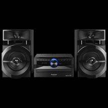 PANASONIC SC-UX100E-K  Mini linija, 300W, FM, Crna