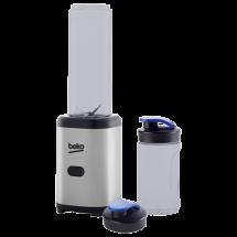 BEKO Blender TBP5301X  Plastična, 0.3 l + 0.6 l, 300 W, Crna/Inox
