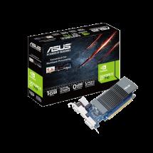 ASUS nVidia GeForce GT 710 SILENT 1GB GDDR5 32bit - GT710-SL-1GD5  Nvidia GeForce GT 710, 1GB, GDDR5, 32bit