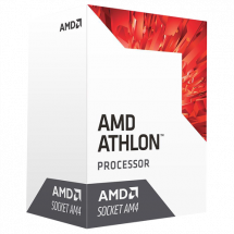 AMD Athlon X4 950 3.5GHz (3.8GHz) Box  AMD® AM4, AMD® Athlon X4, 4, 4