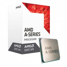 AMD A10-9700 3.5GHz (3.8GHz) Box  AMD® AM4, AMD® A-series APU, 4, 28 nm