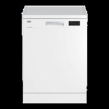 BEKO Mašina za pranje sudova DFN 16410W  14 kompleta, A+ + POKLON Finish tablete paket