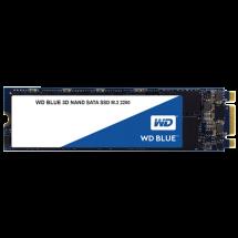 WD SSD Blue 250GB, M.2 2280, SATAIII - WDS250G2B0B  250GB, M.2 2280, SATA III, do 550 MB/s