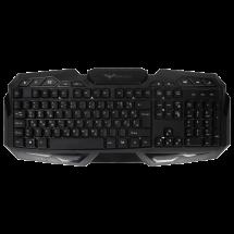 HAVIT gejmerska tastatura HV 406LKB CR  Membranski tasteri, 104, 10