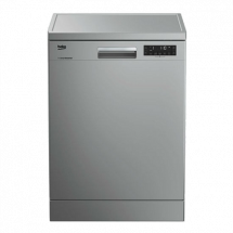 BEKO Mašina za pranje sudova DFN 28422 S  Samostojeća, Siva, 14 kompleta, A++