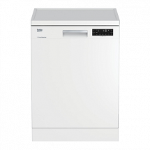BEKO Mašina za pranje sudova DFN 28422 W  14 kompleta, A++ + POKLON Finish tablete paket