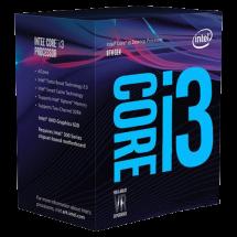 Procesor INTEL Core i3-8100 3.6GHz Box  Intel® 1151 (8. i 9. gen.), Intel® Core™ i3, 4