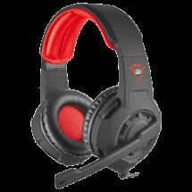 TRUST gejmerske slušalice GXT 310 (Crna/crvena) - 21187  Stereo, 40mm, 20Hz - 20kHz, 108dB