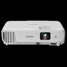 EPSON Projektor EB-W05  3LCD, UHE, 1280 x 800 (WXGA), 210 W