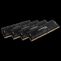 HYPERX Predator 64GB kit (4x16GB) DDR4 3000MHz CL15 - HX430C15PB3K4/64  64GB kit, DDR4, 3000MHz, CL15
