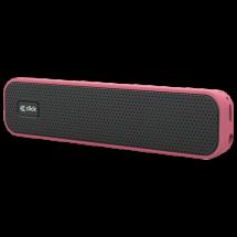 CLICK bluetooth zvučnik BS-L1 (Roze)  Stereo, 4W, 28mm, 20Hz – 20kHz
