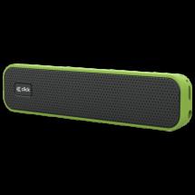 CLICK bluetooth zvučnik BS-L1 (Zeleni)  Stereo, 4W, 28mm, 20Hz – 20kHz