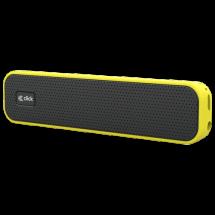 CLICK bluetooth zvučnik BS-L1 (Žuti)  Stereo, 4W, 28mm, 20Hz – 20kHz
