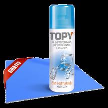 TOPY Sprej za čišćenje 120 ml + Mikrofiber