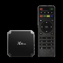 GEMBIRD X96 mini 2/16GB  Android TV Box, 16GB, 2GB, Crna