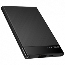 ASUS Power bank / eksterna baterija ZenPower Slim  4400 mAh, 1 x Micro USB, 1 x USB A, Li-Polymer, Crna