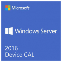 WINDOWS Server CAL 2016 5 CLT Device CAL OEM - R18-05206  Windows Server 2016 CAL, OEM