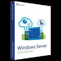 MICROSOFT Windows Server Essentials 2016 1-2 - G3S-01045  Windows Server 2016 Essentials, OEM