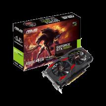 Grafička karta ASUS GeForce GTX 1050 Ti Cerberus Advanced Edition 4GB GDDR5 128bit - CERBERUS-GTX1050TI-A4G  Nvidia GeForce GTX 1050 Ti, 4GB, GDDR5, 128bit