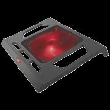 """TRUST Gejmersko postolje za hlađenje laptopa GXT 220 - 20159  do 17.3"""", Crna"""