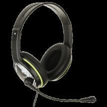 GENIUS HS-400A slušalice sa mikrofonom - 31710169100  Naglavne, Stereo, 40mm, 20Hz - 20KHz