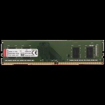 KINGSTON 4GB DDR4 ValueRAM 2400MHz CL17 - KVR24N17S6/4  4GB, DDR4, 2400Mhz, CL17