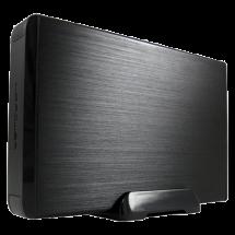 """LC-POWER HDD Rack 3.5"""", SATA, USB 3.0 - LC-35U3-Hydra  3.5"""", SATA I / II / III, USB 3.0, Aluminijum, plastika"""
