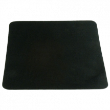 GEMBIRD podloga za miša (Crna) - MP-A1B1-BLACK  Standardna, Tkanina, 4mm, 250 x 220 mm