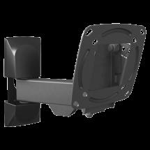 """BARKAN Nosač za ravne i zakrivljene televizore E130.B  Zidni, Zglobni, 15 kg, Do 29"""""""