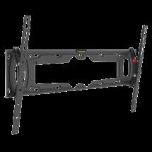"""BARKAN Nosač za ravne i zakrivljene televizore E410+.B  Zidni, Tilt, 60 kg, Do 90"""""""