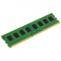 KINGSTON 4GB DDR3 1600MHz CL11 - KVR16N11S8/4  4GB, DDR3, 1600Mhz, CL11