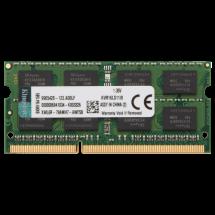 KINGSTON SO-DIMM 8GB DDR3L 1600MHz CL11 - KVR16LS11/8  8GB, SO-DIMM DDR3L, 1600Mhz, CL11