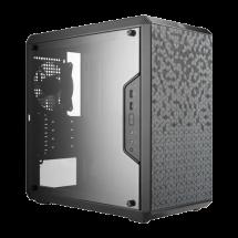 COOLER MASTER kućište MASTERBOX Q300L - MCB-Q300L-KANN-S00  Mini Tower, Micro-ATX, Mini-ITX, Bez napajanja, Crna
