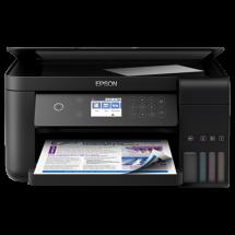 EPSON Štampač ECOTANK ITS/ciss L6160  Inkjet, Kolor, A4, Crna