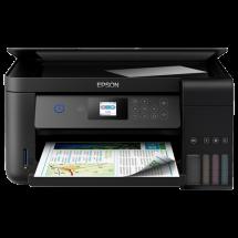 EPSON Štampač ECOTANK ITS/ciss L4160  Inkjet, Kolor, A4, Crna